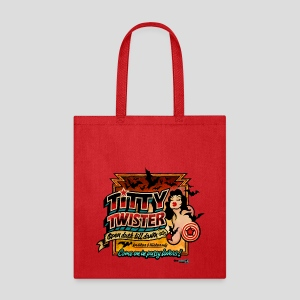 From Dusk Till Dawn: Titty Twister (Color) - Tote Bag