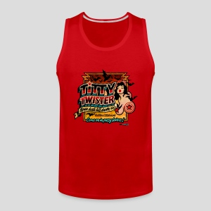 From Dusk Till Dawn: Titty Twister (Color) - Men's Premium Tank