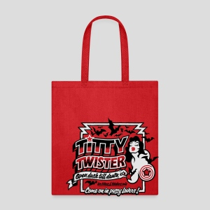 From Dusk Till Dawn: Titty Twister - Tote Bag