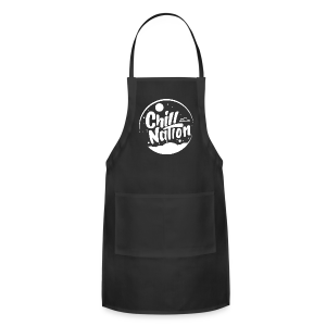 Modern Chill Nation T-Shirt - Adjustable Apron