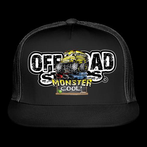 Monster Cool Bus - Trucker Cap