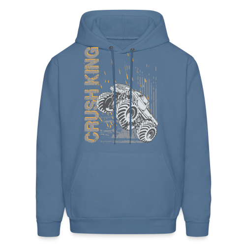 Monster Truck Crush - Men's Hoodie