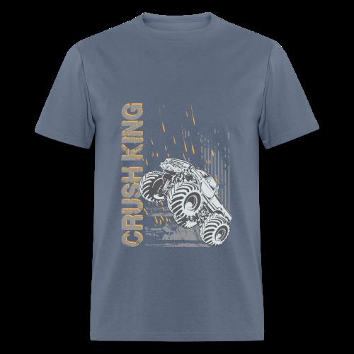 Monster Truck Crush - Men's T-Shirt