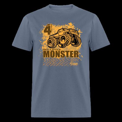 Kids Monster Truck Shirt - Men's T-Shirt