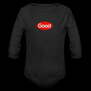 Harry Hood - Long Sleeve Baby Bodysuit