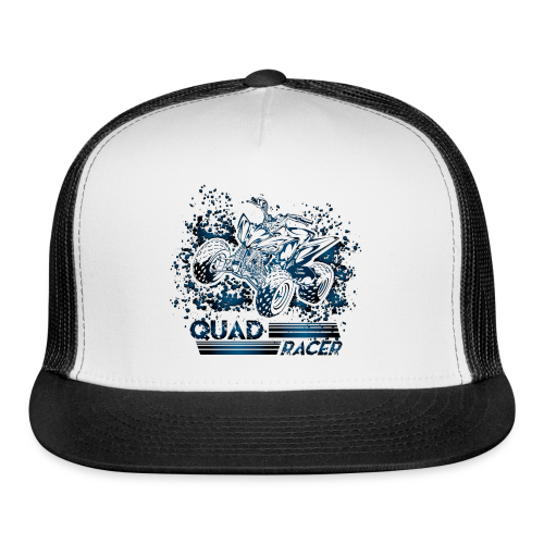 Quad Racing Shirt - Trucker Cap