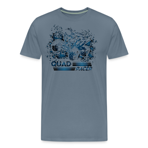 Quad Racing Shirt - Men's Premium T-Shirt