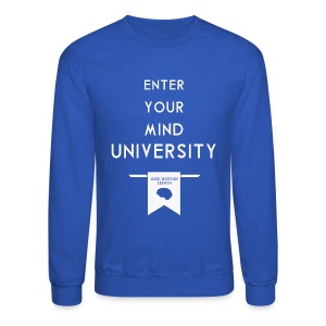 Enter Your Mind University - Geek History Lesson T-Shirt (Women) - Crewneck Sweatshirt