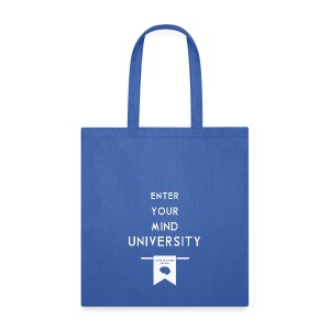 Enter Your Mind University - Geek History Lesson T-Shirt (Women) - Tote Bag