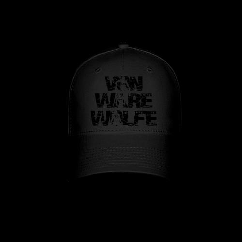 Von Ware Wolfe - Mens - T-shirt - Baseball Cap