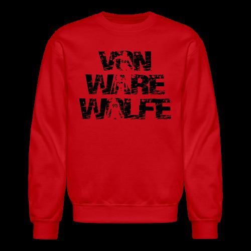 Von Ware Wolfe - Mens - T-shirt - Crewneck Sweatshirt