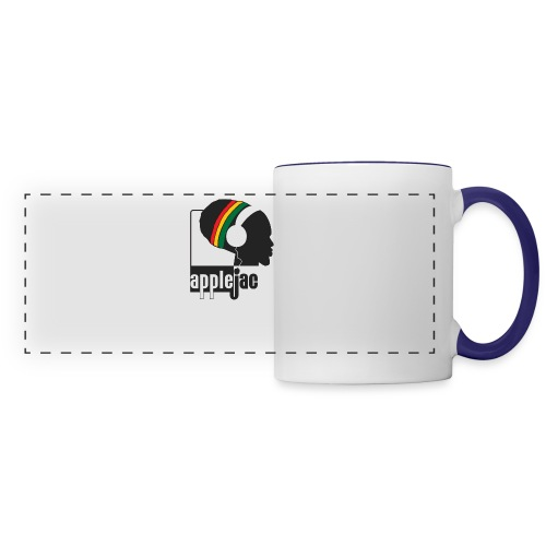 AJ logo tank Women's - Panoramic Mug
