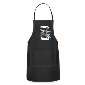 Ghost & Toast - Adjustable Apron