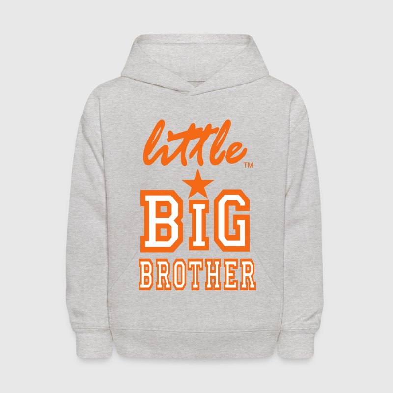 Little Big Brother Sweatshirts - Kids' Hoodie