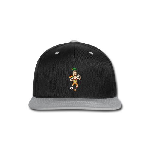 Germany is Four-time World Champion Hoodies - Snap-back Baseball Cap