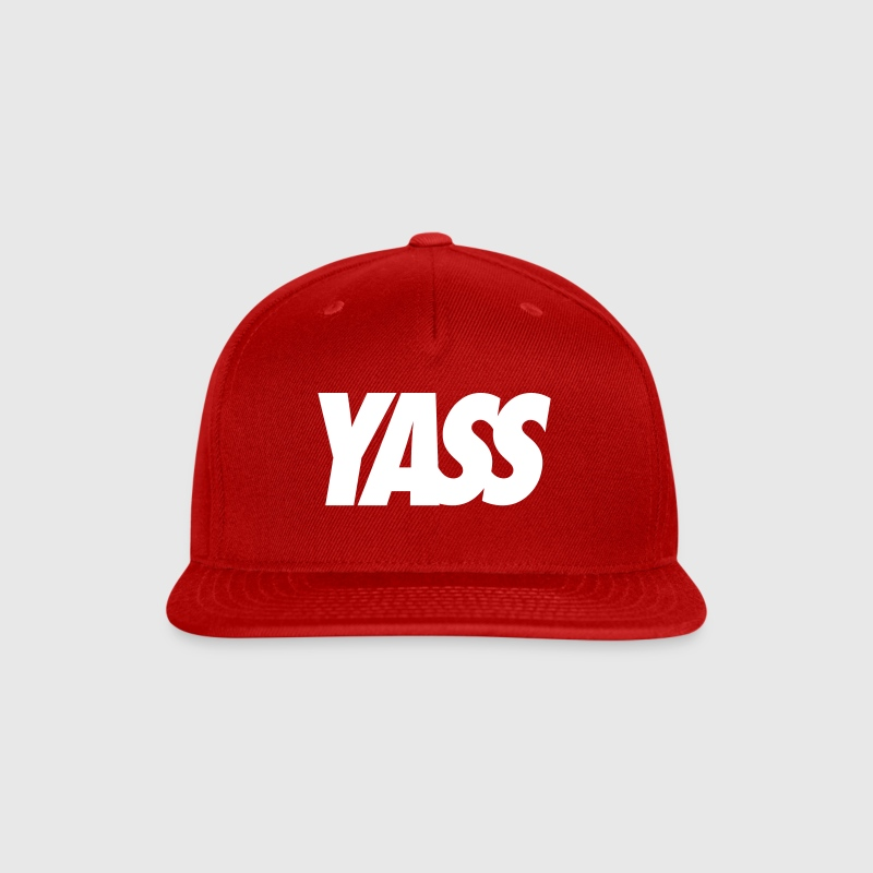 Yass Caps - Snap-back Baseball Cap