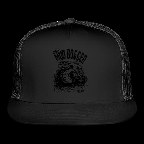 Mud Truck Bogger - Trucker Cap