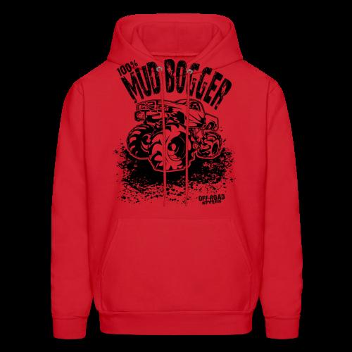 Mud Truck Bogger - Men's Hoodie