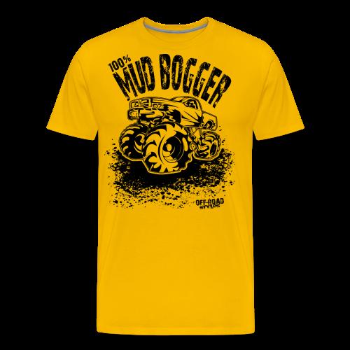 Mud Truck Bogger - Men's Premium T-Shirt