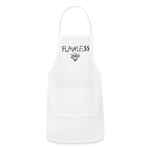 FLAWLESS - Unisex Crewneck - Adjustable Apron