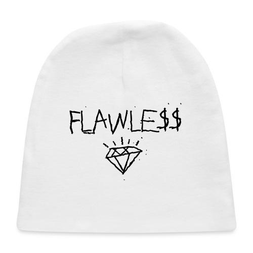 FLAWLESS - Unisex Crewneck - Baby Cap