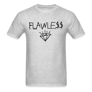 FLAWLESS - Unisex Crewneck - Men's T-Shirt