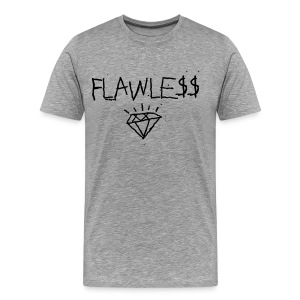 FLAWLESS - Unisex Crewneck - Men's Premium T-Shirt