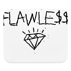 FLAWLESS - Unisex Crewneck - Mouse pad Horizontal