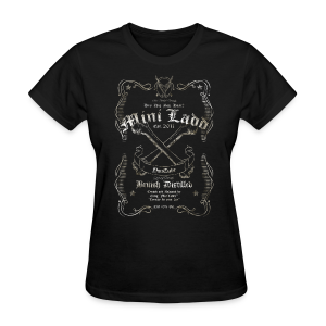 Mini Ladd Whiskey Womans - Women's T-Shirt