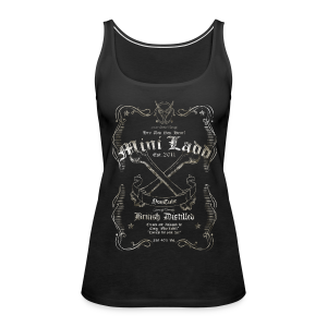 Mini Ladd Whiskey Womans - Women's Premium Tank Top