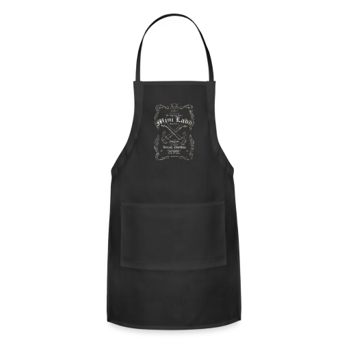 Mini Ladd Whiskey Mens - Adjustable Apron