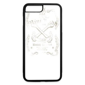 Mini Ladd Whiskey Mens - iPhone 7 Plus/8 Plus Rubber Case