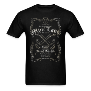 Mini Ladd Whiskey Mens - Men's T-Shirt