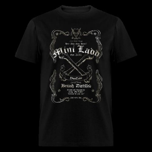 Mini Ladd Whiskey Mens - Men's T-Shirt