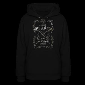 Mini Ladd Whiskey Mens - Women's Hoodie