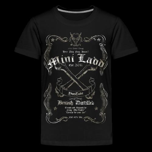 Mini Ladd Whiskey Mens - Kids' Premium T-Shirt