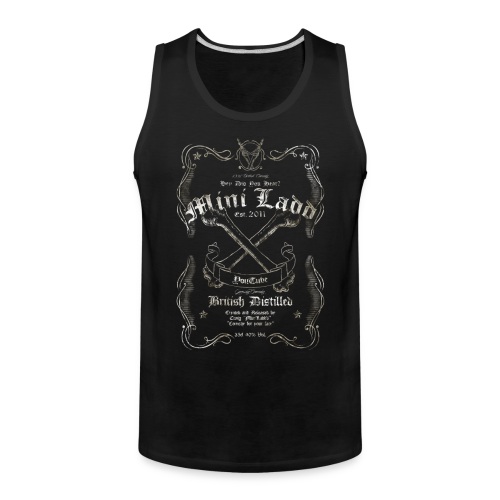 Mini Ladd Whiskey Mens - Men's Premium Tank