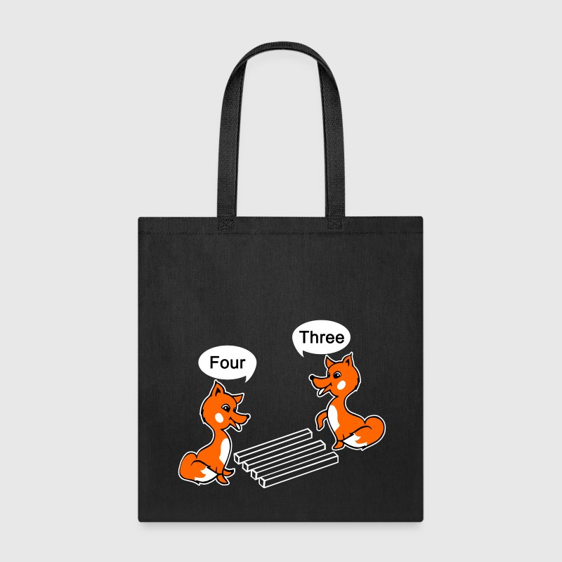 Optical illusion Trick - Tote Bag