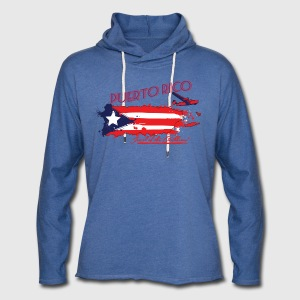Travel Puerto Rico Women's T-Shirts - Unisex Lightweight Terry Hoodie