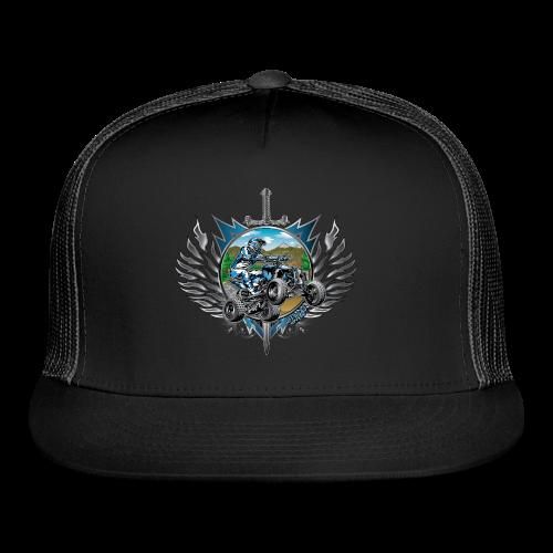 Freestyle ATV Heraldic Blue - Trucker Cap