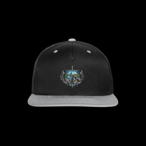 Freestyle ATV Heraldic Blue - Snap-back Baseball Cap