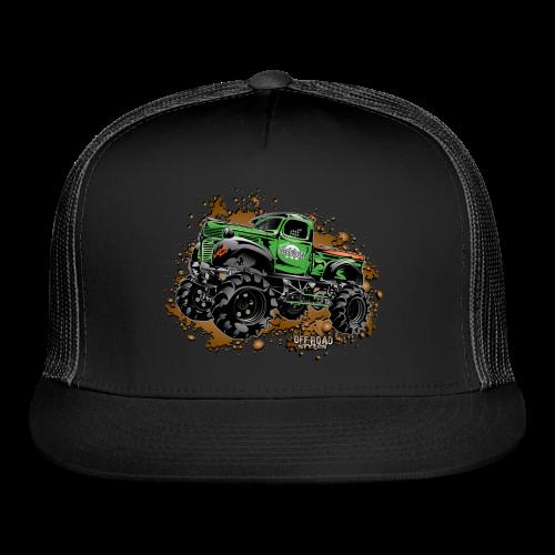 Wicked Over Budget Truck  - Trucker Cap