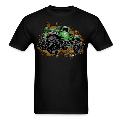 Wicked Over Budget Truck  - Men's T-Shirt