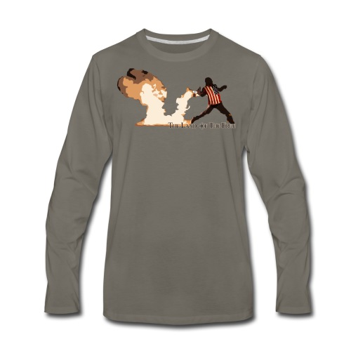 Land Of The Free - Men's Premium Long Sleeve T-Shirt