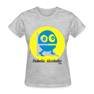 Chops the Diabolic Alcoholic - Women's T-Shirt
