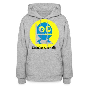 Chops the Diabolic Alcoholic - Women's Hoodie