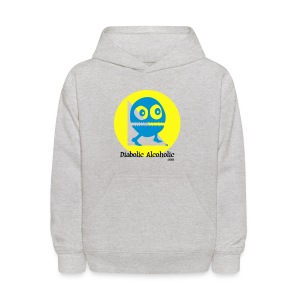 Chops the Diabolic Alcoholic - Kids' Hoodie