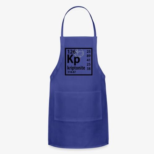 Kriptonite - Adjustable Apron