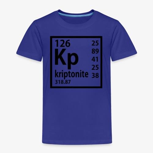 Kriptonite - Toddler Premium T-Shirt
