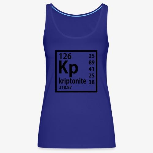 Kriptonite - Women's Premium Tank Top